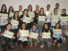 Curso Pilates - Turma 8