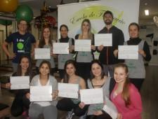 Curso Pilates - Turma 11