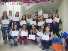 Curso Pilates - Turma 13